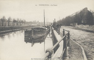 canal depuis pont du halo